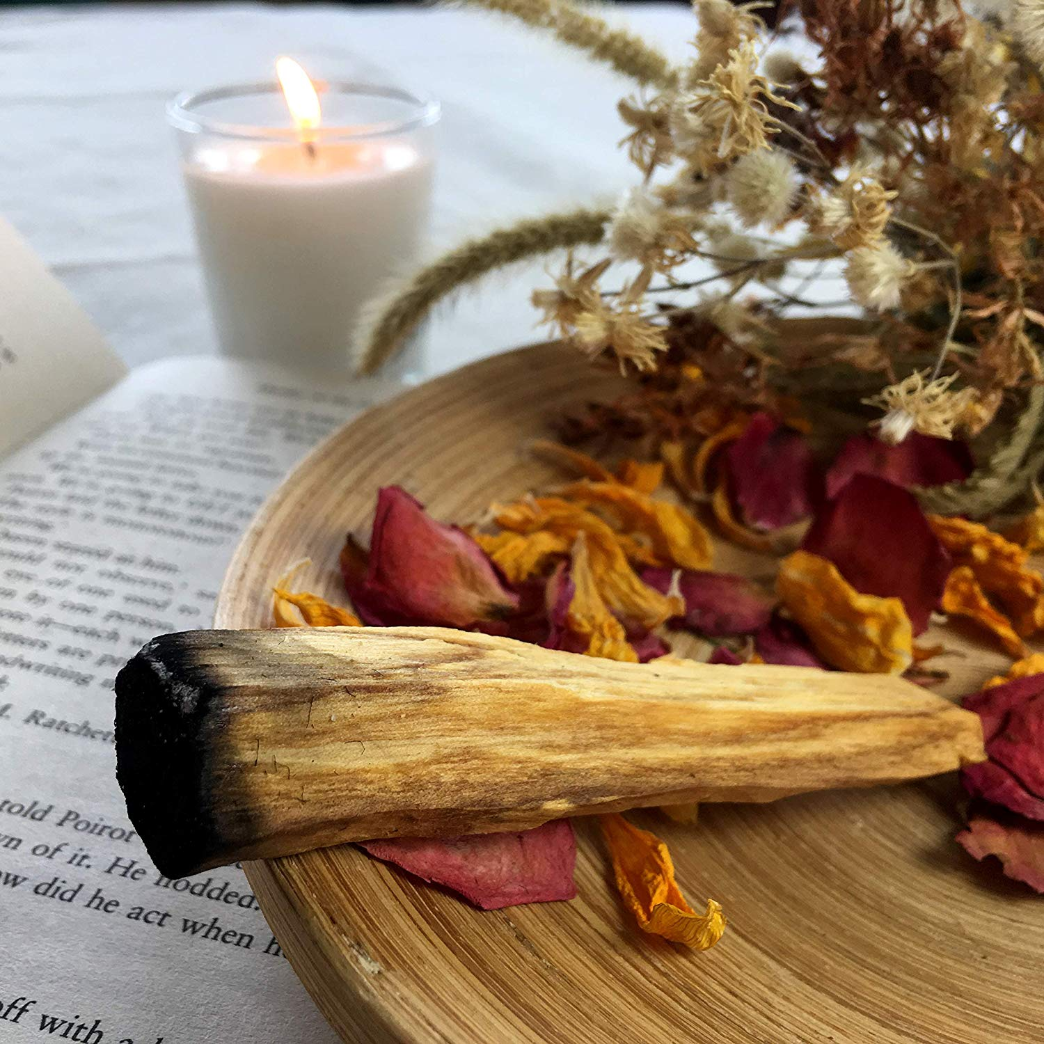 Palo Santo: essenza dell'anima.